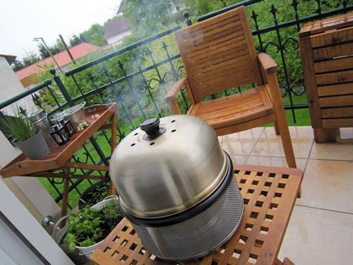 Cobb transportabel grill