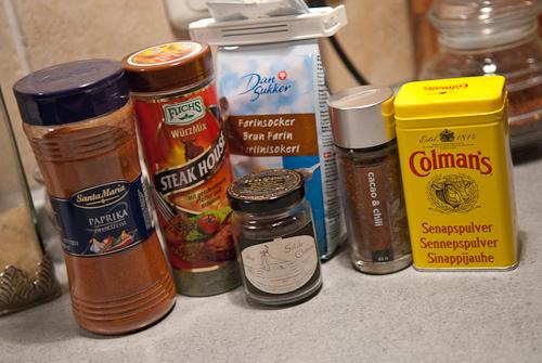 pil pil krydderi