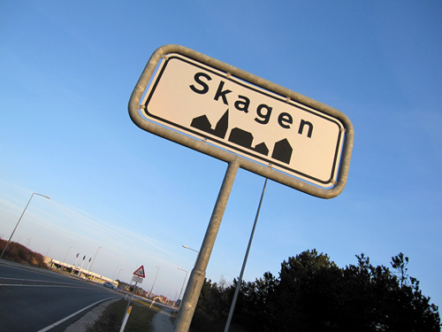 Velkommen til Skagen