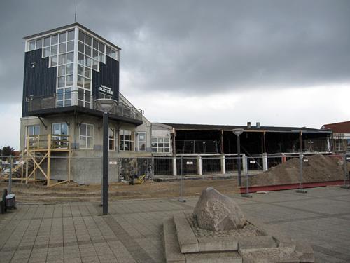 Byggeriet i Blokhus