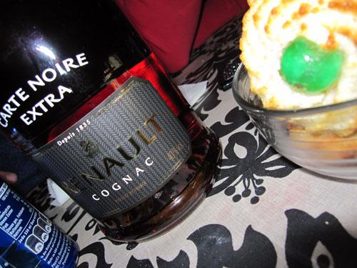 Cognac til kaffen