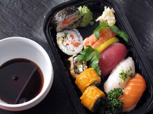 Sushi mams