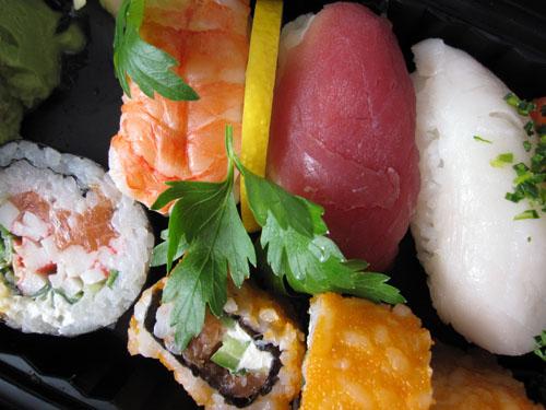 Sushi mam