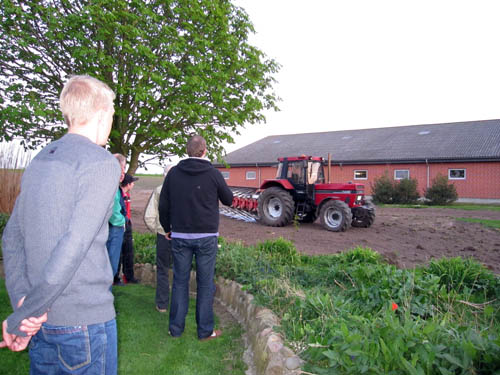 Traktor træf