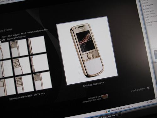 Nokia's nye guld tlf