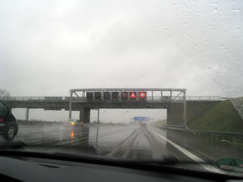 Regn i Tyskland