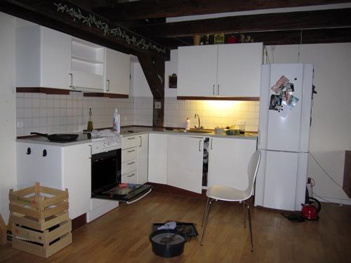 Rengøring af køkken