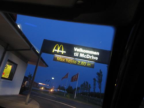 McD Shake