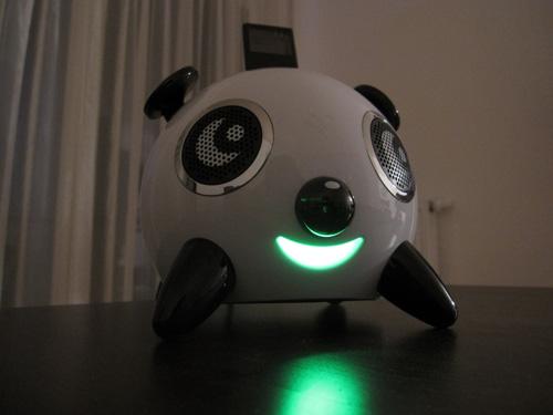 Vores nye Panda højtaler