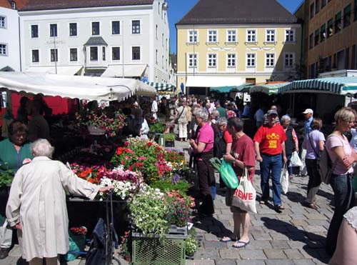 Torvedag i Freising