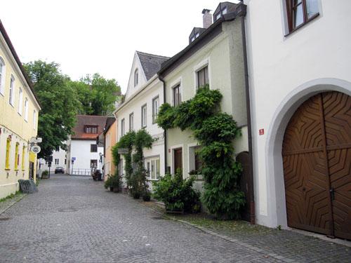 Freisings gader
