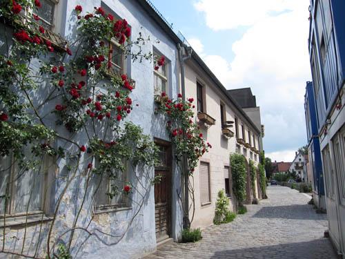 Hyggelige små huse