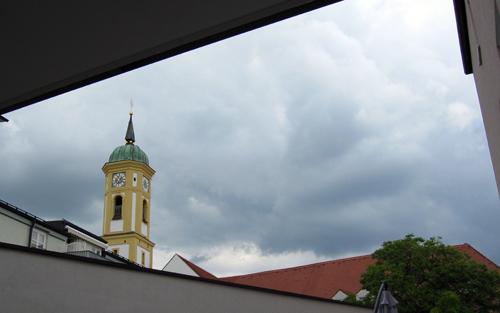 Er der mon regn på vej?
