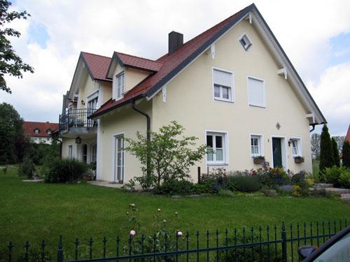 Huset med lejligheden