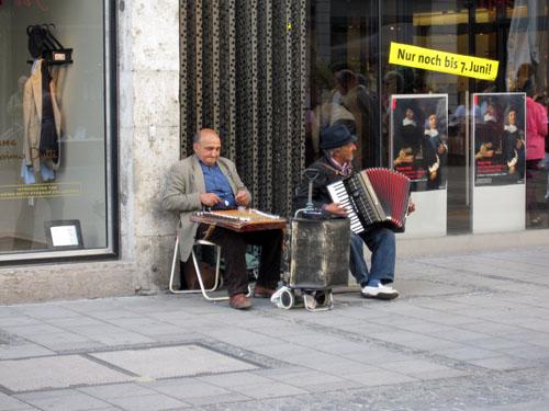 Gademusikanter