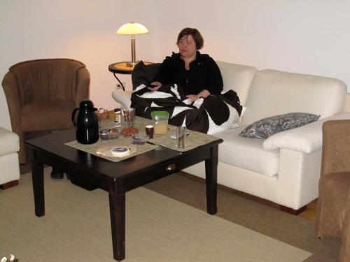 Hygge i sofaen