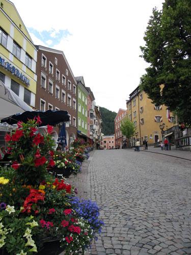 Hovedgaden i Kufstein