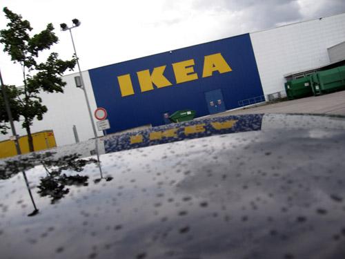 IKEA Shop Amok