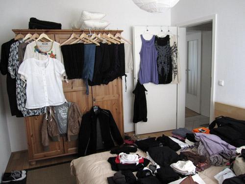 Mit værelse!