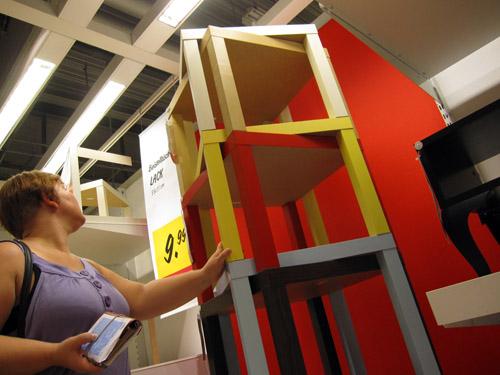 Ikea igen igen