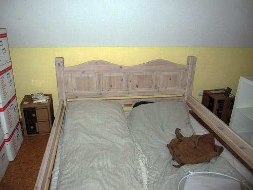 Vores seng