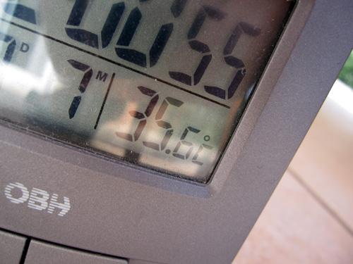 Alt for varmt