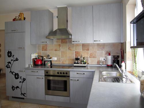 Det færdige køkken