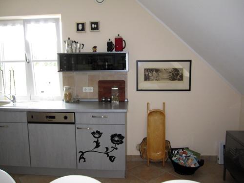 Det færdige køkken IIII