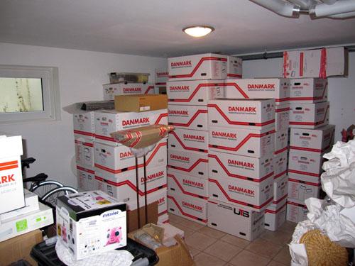 Kasser, kasser, kasser!