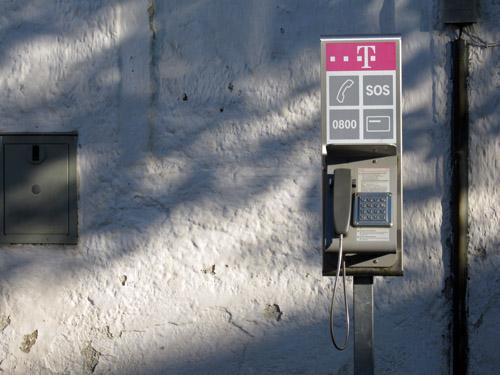 Telefonboksen
