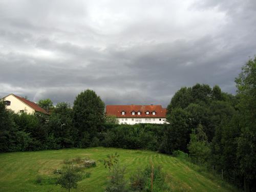 Mørke skyer!