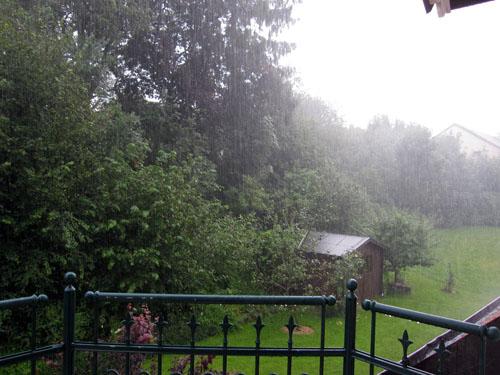 Torden og lyn!