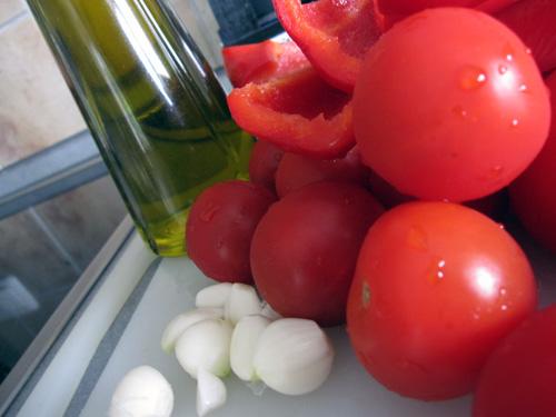 Tomater i massevis