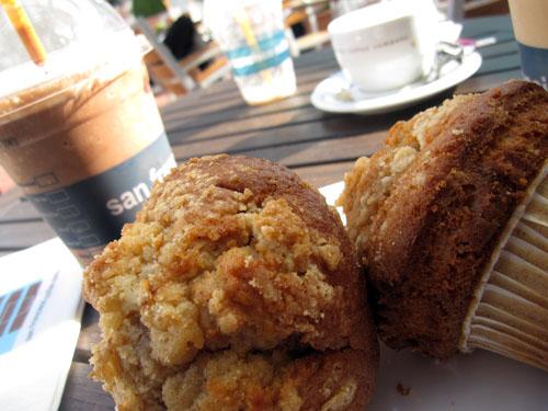 Mmmm muffins