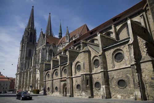 Regensburg Domkirke