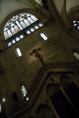 Indenfor i Domkirken