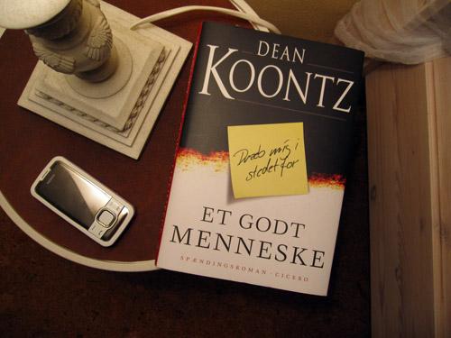 Dean Koontz - Et godt menneske