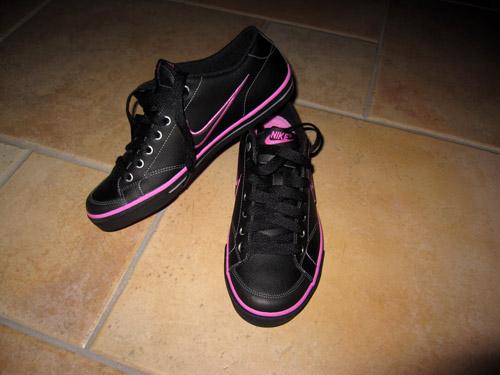 Nye hurtigløber sko