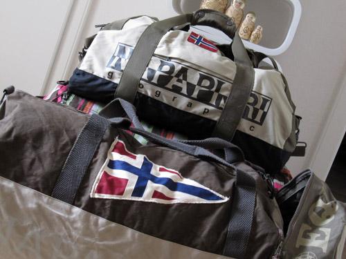 Taskerne er pakket!