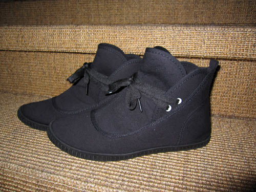 Nye sko...