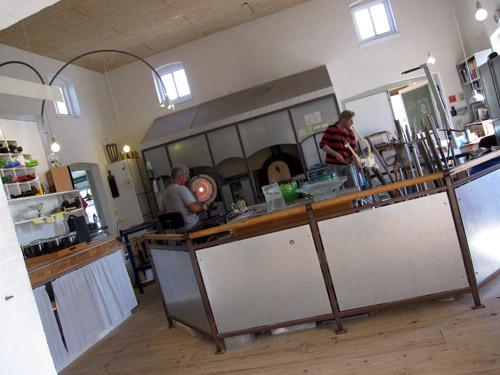 Glashuset i Lønstrup...