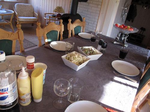 Aftensmad...