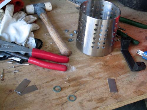 Projekt grill starter...