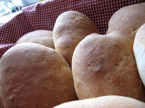 Heibergs Hammer hurtig brød....