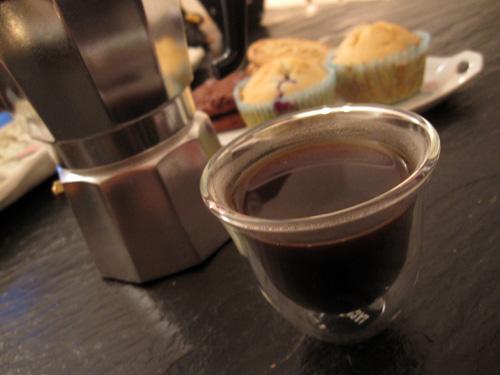 Nye Espressokopper...