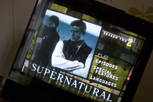 Supernatural...