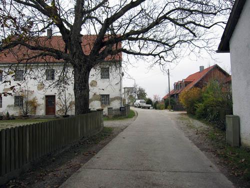 Efterår i Wolfersdorf...