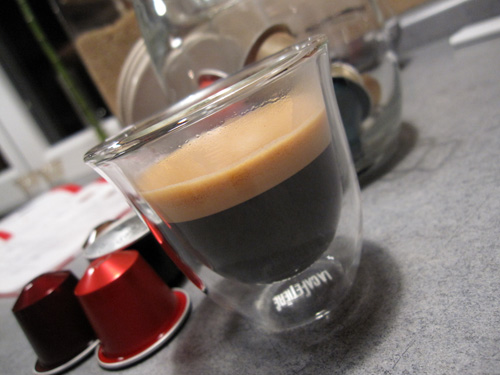 Espresso...