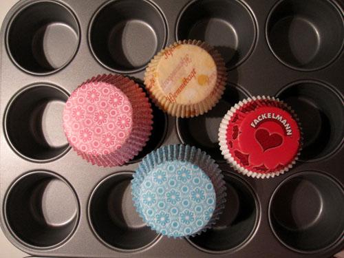 Muffins i alle farver...