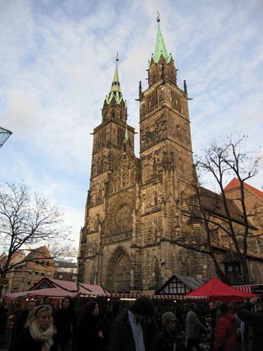 Nürnberg...